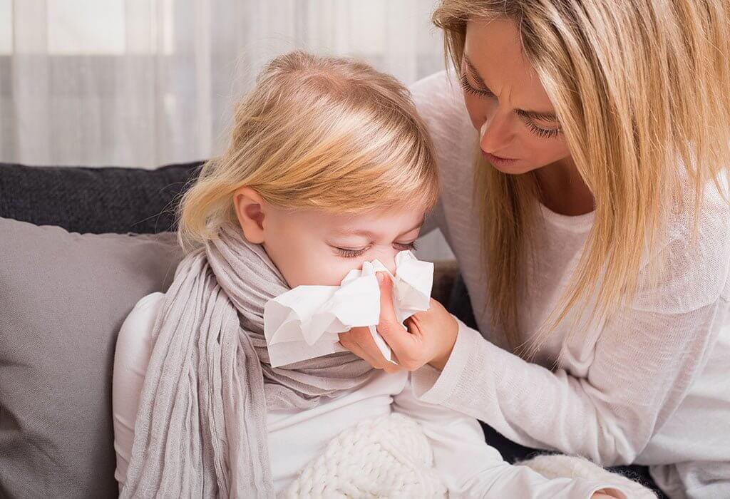 Photo of Çocuklarda Soğuk Algınlığı Belirtileri ve Tedavisi